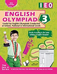 International English Olympiad - Class 3 (With OMR Sheets): Essential Principles with Examples, Mcqs and Solut