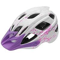 Muddyfox Kids Spark Junior Bike Helmet Cycle Bicycle Protection Accessories