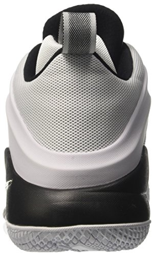 Nike Zoom Witness, Scarpe da Basket Uomo Bianco (White/Mtlc Gold/Black/Wolf Grey)