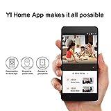 YI Home Camera 2nd 1080p Wifi IP Überwachungskamera, Smart Home Kamera mit Nachtsicht, Bewegungsalarm, 2-Way Audio, Gestenerkennung, Haus Monitor Baby Monitor, App für Smartphone/PC, YI Cloud Service - 5