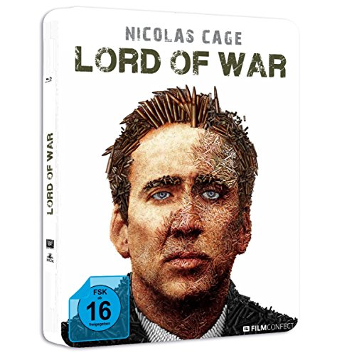 Lord of War - Händler des Todes (Steel Edition) [Blu-ray]