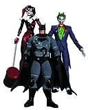 Hush Joker Harley Stealth Batman Af 3 Pa