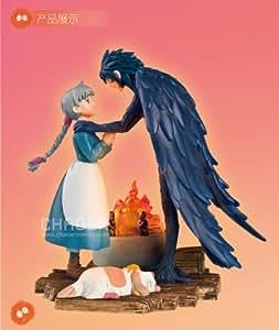 Studio Ghibli volume de collecte diorama 2 statue mis le Château Ambulant