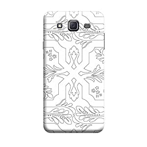 CaseLite Premium Printed Mobile Back Case Cover With Full protection For Samsung J7 (Designer Case)