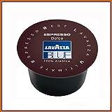 200 Cialde Capsule Caffe' Lavazza Blue Blu Espresso Dolce 100% Arabica Originali