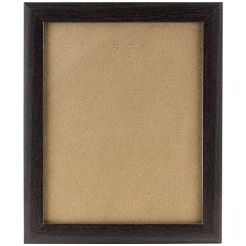 Craig Frames 23247778Glatte Holz Maserung Finish 14, 40,6cm Bild/Poster Rahmen, 1breit, brasilianische Walnuss
