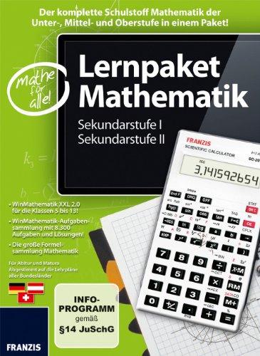 Preisvergleich Produktbild Lernpaket Mathematik komplett 2011