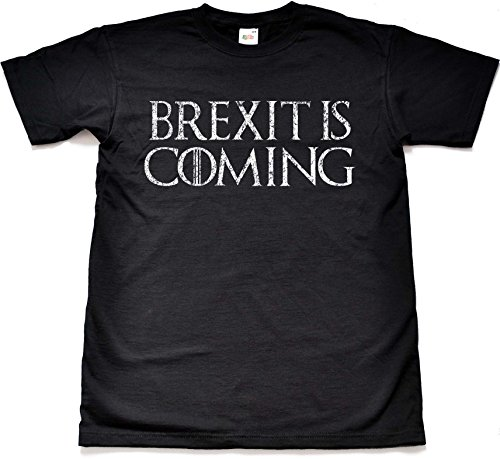 Teamzad Brexit is Coming T Shirt