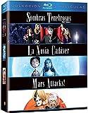 Pack Tim Burton: Sombras Tenebrosas + La Novia Cadáver + Mars Attacks!