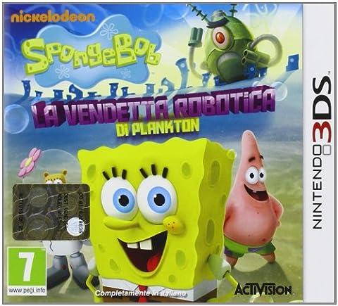 GIOCO 3DS SPONGEBOB