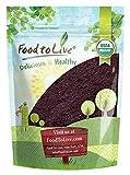 Polvere di bacca di Acai biologica, 1 Libbra - Non OGM, crudo, vegano, liofilizzato, non zuccherato, non saturo, alla rinfusa