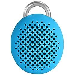 Divoom Bluetune Bean Portable Bluetooth Speakers (Blue)