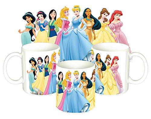 MasTazas Princesas Disney Princess A Taza Mug