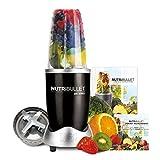 'Nutribullet 600 Series Blender, 600 W, Starter Kit, 5-piece Set, Black