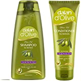 Dalan d'Olive Combo - Color Protection Shampoo (400 ml) & Conditioner (200 ml)