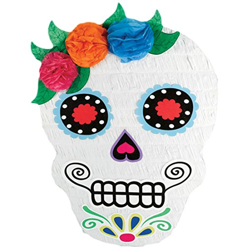 erdbeerloft - Kostüm Pinata Day of the Dead Sugar Skull, - Halloween-kleid Pinata