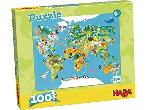 HABA 302003 Puzzle Puzzle - Rompecabezas Puzzle Rompecabezas