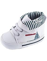 Chicco - Zapatillas de tela para niño