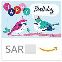 Amazon.sa eGift Card - BD Bird Wish
