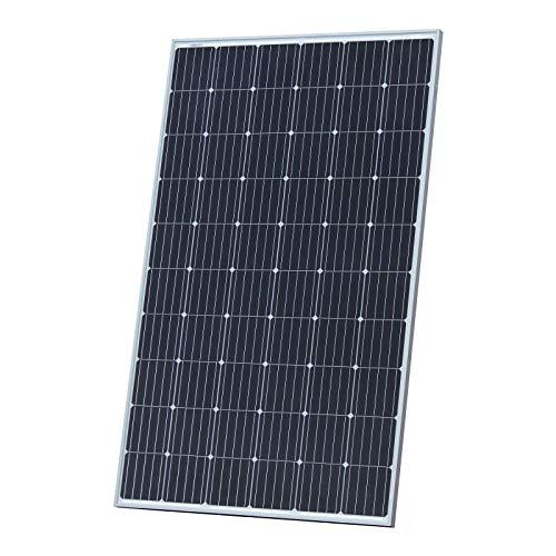 Este panel solar monocristalino de 300 W de Photonic Universe de alta eficiencia es perfecto para uso permanente al aire libre para proporcionar electricidad gratuita para cargar una batería de 12 V para alimentar cientos de dispositivos y aparatos e...