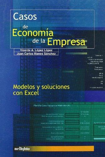 Casos Economia De La Empresa Mode (Catálogo General) por Vicente López López
