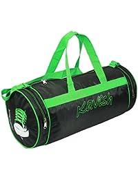 Storite Sports Gym Bag Travel Duffel Bag For Men And Women - Green