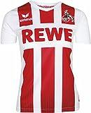 Erima 1. FC KÖLN Heimtrikot 2017/2018 für Damen in weiß/rot, Größe: 34, Frauen