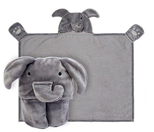 Manta de la toalla con capucha de los niños