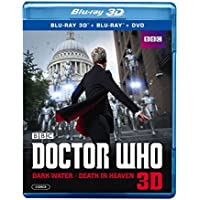 Doctor Who: Series 8 Special Dark Water/Death in Heaven 3D BD 3D / BD / Blu-ray Region free