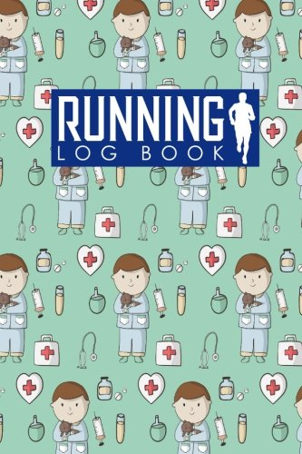 Running Log Book: My Running Diary, Runners Training Log, Running Logs, Track Distance, Time, Speed, Weather, Calories & Heart Rate: Volume 92 por Rogue Plus Publishing