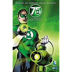 All american comics (1940-2015): 75 años de Green Lantern - Español