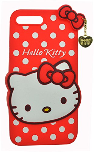 Back-C Hello Kitty Style Back Cover For Apple iPhone 6 Plus
