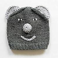 Cappellino orsetto, berretto orsetto, cappellino con orecchie, berretto con muso, berretto con orecchie, cappellino orso, beretto orso