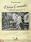 Divina Commedia. Le cartoline illustrate di Virgilio Alterocca. Ediz. illustrata