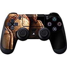 Elton PS4 Controller Designer 3M Skin For Sony PlayStation 4 , PS4 Slim , PS4 Pro DualShock Remote Wireless Controller (set Of Two Controllers Skin) - The Baseball Mitt
