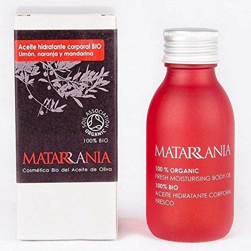 Matarrania- Aceite hidratante corporal fresco Bio