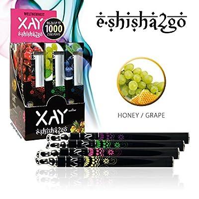 Premium e-shisha / e-cig , elektrische Shisha / elektrische Zigarette , Geschmack: Grape / Traube bis zu 1000 Züge von XAY