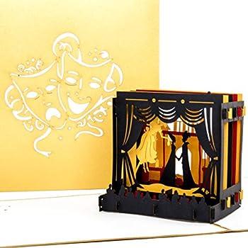 Schone Verpackung Fur Konzertkarten Theater Musical