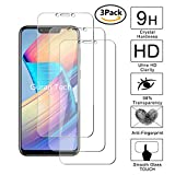 Guran [3 Pièces] Glass Protector pour Honor Play Smartphone Screen Verre Trempé Protecteur d'écran Résistant aux éraflures