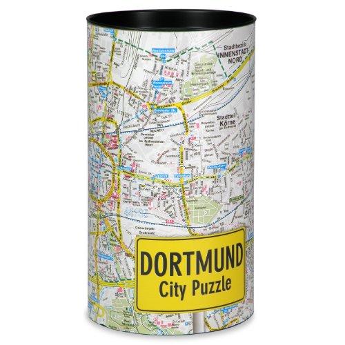 Extragifts City Puzzle Dortmund