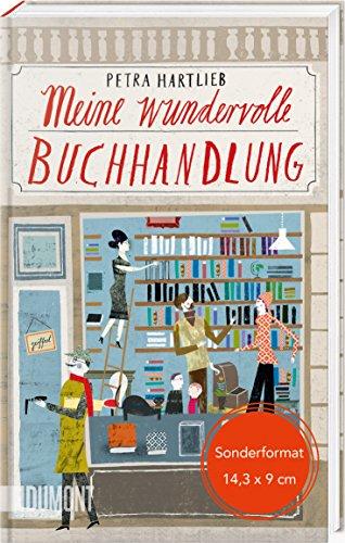 Buchseite und Rezensionen zu 'Meine wundervolle Buchhandlung' von Petra Hartlieb