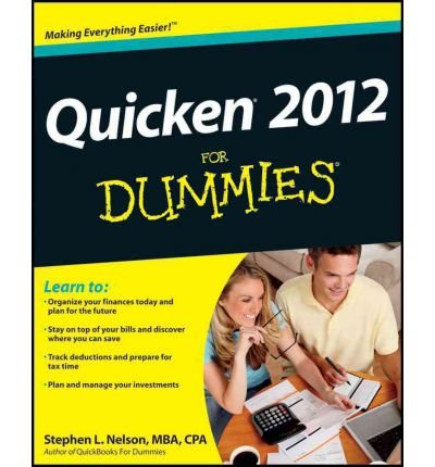 quicken-2012-for-dummies-author-stephen-l-nelson-dec-2011