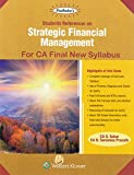 Padhuka's Students Referencer on Strategic Financial Management for CA Final New syllabus