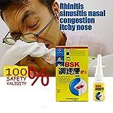 Best Congestion Medicines - Generic Natural Herbal medicine Allergic rhinitis nosal spray Review
