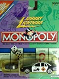 Johnny Lightning Monopoly 70th Anniversary Collection Go to Jail Diecast car by Monopoly