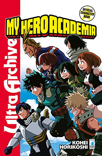 My Hero Academia. Official character book ultra archive. Con gadget