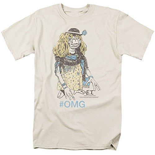 4f6cd46b785 Et The Extra-Terrestrial Sci-Fi Movie Spielberg Dress Up Adult T-Shirt