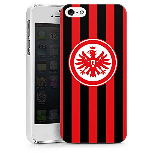 Apple iPhone 6 Hülle Case Handyhülle Eintracht Frankfurt Fanartikel SGE Hard Case weiß