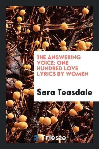 The Answering Voice: One Hundred Love Lyrics by Women