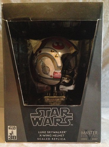 Master Replicas- Helm Luke X-Wing Pilot Episode IV - Miniatur- 20cm